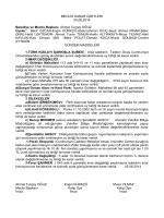 05.08.2014 Tarihli Karar