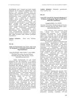 Tıbbi Atık Örneklerinin Ames Testi ve Rec Testiİle Mutajenik ve