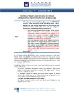 SGM 2014/35 - Muğla Serbest Muhasebeci Mali Müşavirler Odası