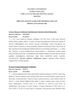 (TEK NUMARALI ÖĞRENCİLER) PRATİK ÇALIŞMA (02 Mayıs 2014