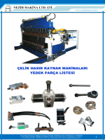 nezih makina ltd. şti. - Nezih Makina
