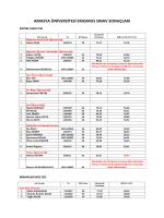 amasya üniversitesi erasmus sınav sonuçları