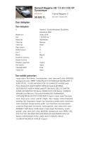 Renault Megane HB 1.5 dCi 105 HP Dynamique 38.500 TL İlan