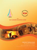 Yenilikçi Teknolojiler MDP Başvuru Rehberi