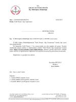 Java Printing - aşkale ilçe millî eğitim müdürlüğü
