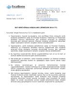 Focus Denetim ve Y.M.M. Ltd. Şti Maltepe Mh. Edirne Çırpıcı Yolu 5