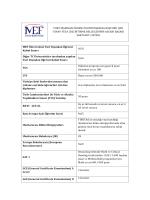 Kabul Edilen Diplomalar/Sınavlar