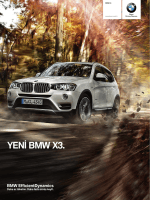 YENİ BMW X.