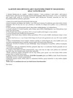 İhale ilanı - Kartepe Belediyesi