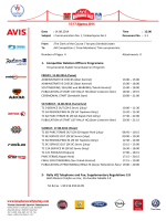 Communication 1 Doc.3.1 - Avis Bosphorus Rally 2014