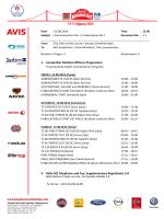 Communication 1 Doc.3.1 - Avis Bosphorus Rally 2014