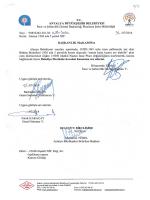 tf.JO ll\ - Antalya Belediyesi