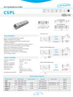 Ürün Broşürü - CESA Teknoloji Elektronik