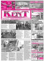 18-10-2014 Tarihli Kent Gazetesi