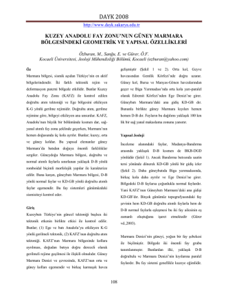 DAYK 2008 - ResearchGate