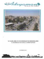 2014 yılı 2. Dönem İl Koordinasyon Kurulu Raporu