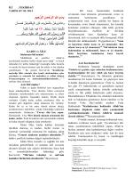 07/03/2014 mart ayı hutbeleri