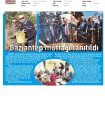 Yayın Adı : Sabah la Günaydın Yayın Tarihi : 06.10.2014 Küpür