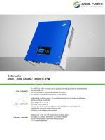 SolarLake 5.5kW-10kW