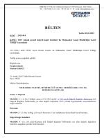 2015 yılında geçerli değerli kağıt bedelleri hk Muhasebat Genel