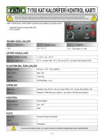 t1765 kat kaloriferi kontrol kartı