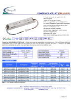 POWER LED ACİL KİT (EMLUS-PW)