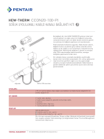 CCon20-100-Pı - Pentair Thermal Controls