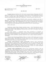 Büyükşehir Belediye Meclisinin 08.07.2014 tarihli oturumunda