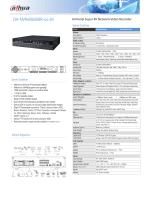DH-NVR608/608R-64-4K