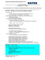 unıtor hıgh expansıon foam concentrate 2 pct