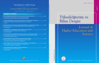 141 148 156 167 176 - Yükseköğretim ve Bilim Dergisi
