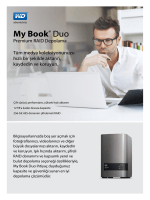 My Book® Duo Premium RAID Storage - Product