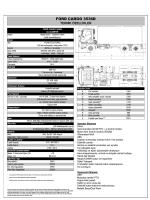 3536D Teknik Özellikleri