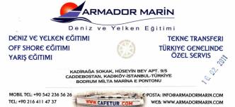 armador marın - Istanbul