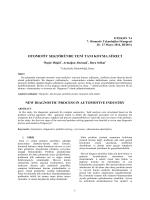 Diagnosys7_Otomotiv Sektöründe Yeni Tanı Koyma Süreci