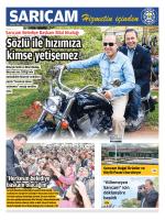 2014-nisan bülteni - Sarıçam Belediyesi