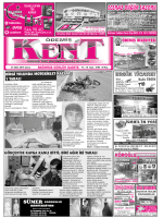 31-10-2014 Tarihli Kent Gazetesi
