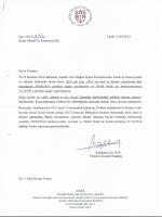 0003 Komisyon Hk. - Süs Bitkileri Üreticileri Alt Birliği