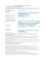İhale Kayıt Numarası : 2014/143564 a) Adresi : EKREM ÇETIN MAH