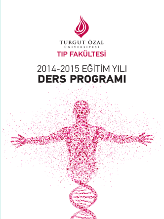 2014-2015 Ders Programı - Tıp Fakültesi
