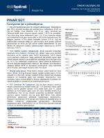 pınar süt - Yapı Kredi Yatırım