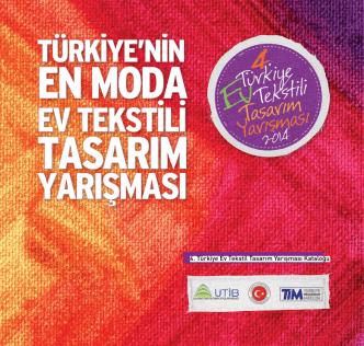4. Türkiye Ev Tekstil Tasarım Yarışması Kataloğu