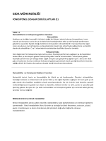 fonksiyonel gıdalar ders notları