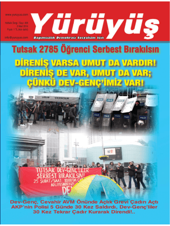 406 - PDF - Yürüyüş