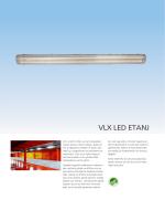 VLX LED ETANJ - EAE Aydınlatma