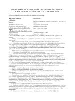 20140738 dmu bagaj rafları - Türkiye Vagon Sanayi A.Ş.
