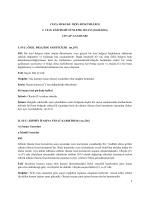 II Dersi Bütünleme Sınavı (10.06.2014) Cevap