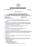 Bakanlar Kurulu Genel Sekreterliği