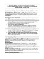 ıstanbul medipol üniversitesi fen bilimleri enstitüsü 2014