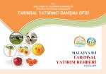 malatya - TC Gıda Tarım ve Hayvancılık Bakanlığı